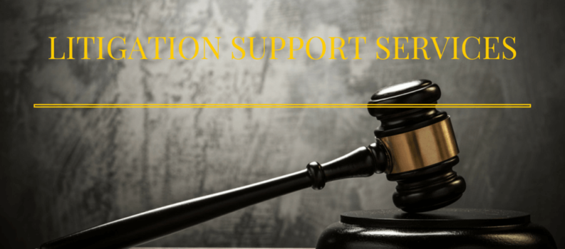 Litigation Support Services – Four Signs When You Need Legal Support