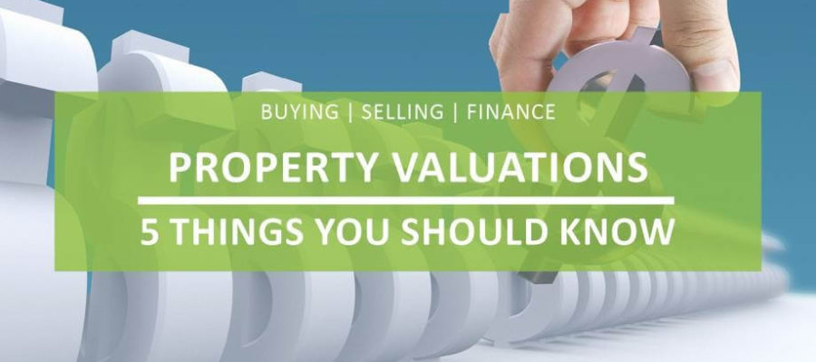 5 Things Sellers Should Know About Real Estate Valuations