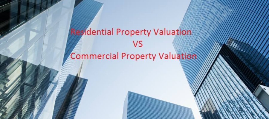 Disparity Between Residential Property Valuation & Commercial Property Valuation